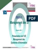 management SI