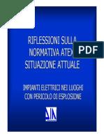 Normativa Atex Impianti Elettrici
