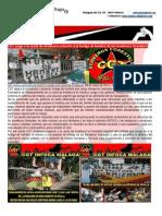CGT Tragsa apoya al personal BF eventual de la Junta de Andalucía