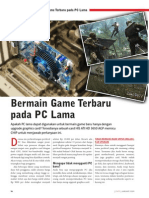 Bermain Game Terbaru Pada PC Lama