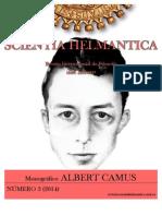 Scientia Helmantica. 2014. Número 3. Albert Camus