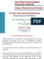 The Methods of Convergence and KB Method