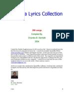 Sinhala Lyrics 200 V2
