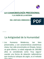 La Cosmbiología Precesional y La Vision de La Historia