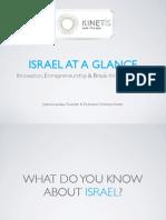 Israel at a Glance - 2014