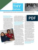 HFI Newsletter Spring 2009