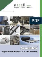 Arm a Flex Duct Work Manual Uk