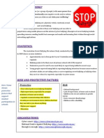 edfd112 children at risk at2 what is bullying handout