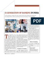 e Generation of Banking in India