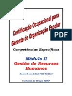 CGOE Comp Espec_fica M_dulo II - Gest_o de Recursos Humanos