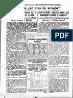 ABC SEVILLA 25/10/1975 Rumores ¿Sahara en Vías de Arreglo?