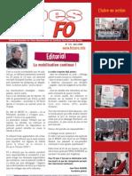 Alpes FO - Journal de FO 38 - Mars 2009 - 116