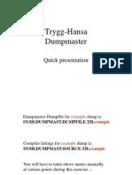 Mainframe Dumpmaster
