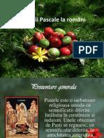 Sarbatorile Pascale Prezentare Simpozion