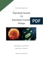 Reprodução sexuada vs. reprodução assexuada, evolução