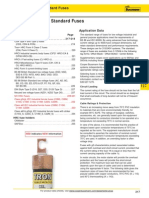 Bussman - IEC and British Standard Fuses