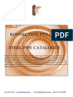 Konnection Steel Pipe Catalogue
