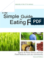 The Simple Guide to Eating Raw