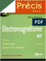Precis Electromagnetisme MP Par Www.lfaculte.com