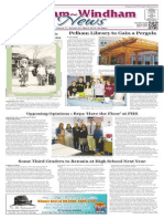Pelham~Windham News 5-9-2014