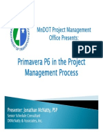 Project Management Process Slide