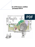 Knight Science Web Journal 2014