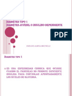 Diabetes Tipe i