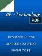 3G -Technology Ranjeet