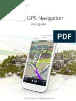 UserGuide Sygic GPS Navigation Mobile v3 En