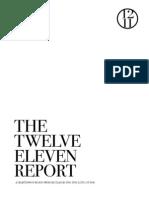 Twelve Eleven Report