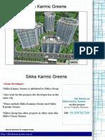 Sikka Karmic Greens Noida