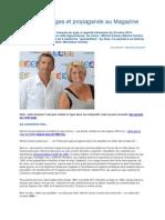Soja, Mensonges Et Propagande Au Magazine de La Santé