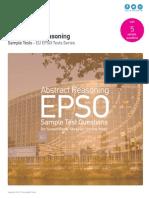 Abstract Reasoning Sample Tests - EU EPSO