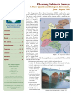 Chemung Subbasin Survey