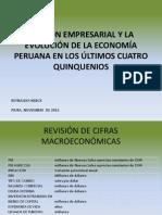 Gestión Empresarial y La Evolución de La Economía