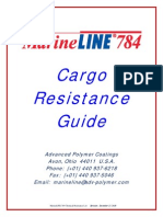 MarineLINE 784 Cargo Resistance List