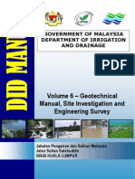 Volume 6_Geotechnical Manual, Site Investigation and Survey