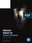 National Report on Racist Violence 2014
