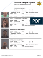 Peoria County booking sheet 05/08/14