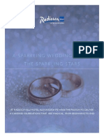 2014 Wedding Packages