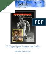 A. J. Jarrett - Série Nehalem Pack 02 - O Tigre Que Fugiu Do Lobo