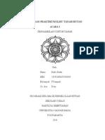 LAPORAN PRAKTIKUM ILMU TANAH HUTAN ACARA 1 F.doc