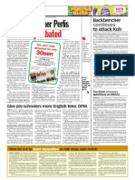 TheSun 2009-11-03 Page06 Arrest of Former Perlis Mufti Hotly Debated