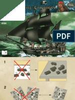"Lego Schema ""Pirates of the Caribbean"""