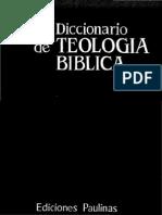 Nuevo Diccionario de Teologia Biblica 01 Ediciones Paulinas