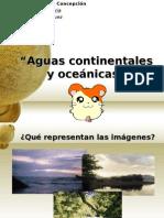 Aguas Continentales y Unidades de Relieve