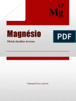 Magnésio Mg