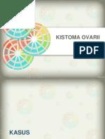Kistoma Ovarii