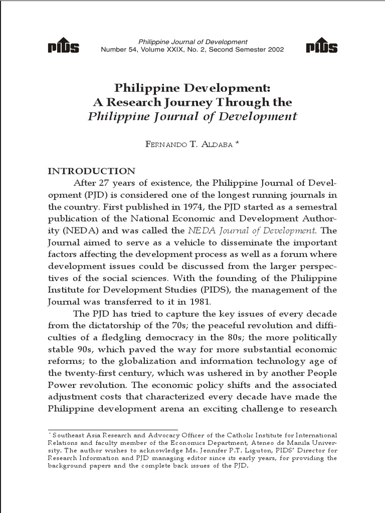 social environment of the philippines essays