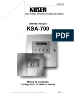 KSA700 Installation v1-1 (Spanish)